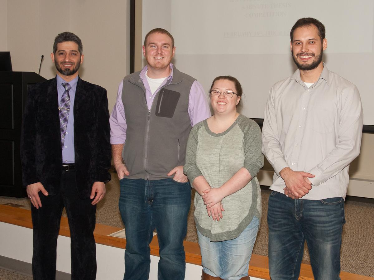 IPSS 3-Minute-Thesis Competition Winners