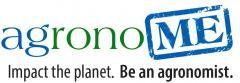AgronoME Impact the planet. Be an agronomist.