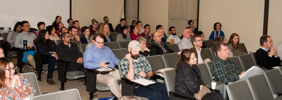 Plant and Soil Science Seminar Attendees